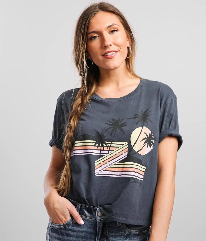 Billabong Follow The Sun T-Shirt front view