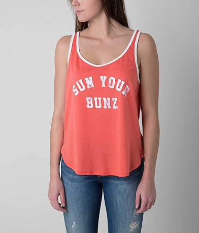 Billabong Sun Your Bunz Tank Top