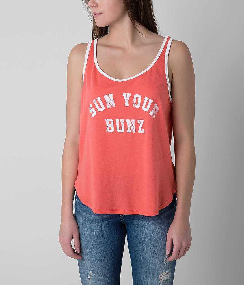 Billabong Sun Your Bunz Tank Top | Clothing