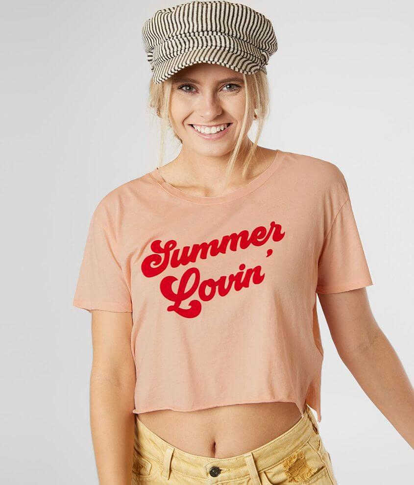 Billabong Summer Mckeen Summer Lovin' T-Shirt front view
