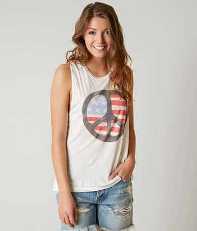 Billabong Peace & Love Tank Top