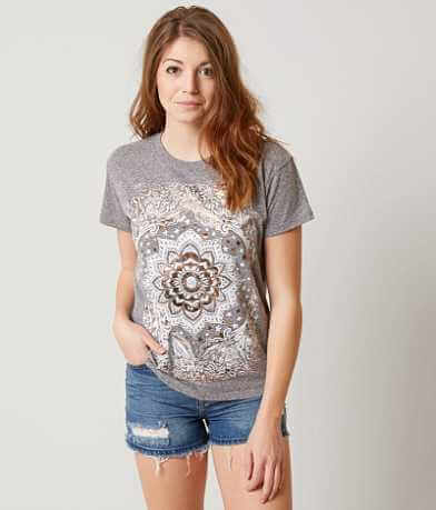 Billabong Mandala Tapestry T-Shirt