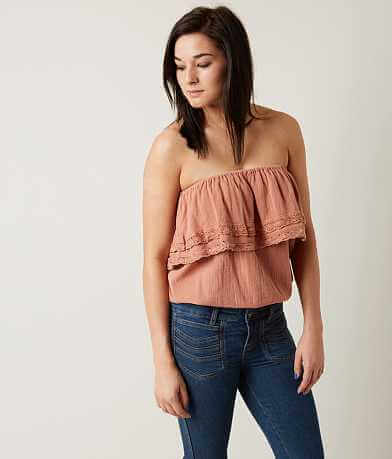 Billabong Sunny Dazer Tube Top