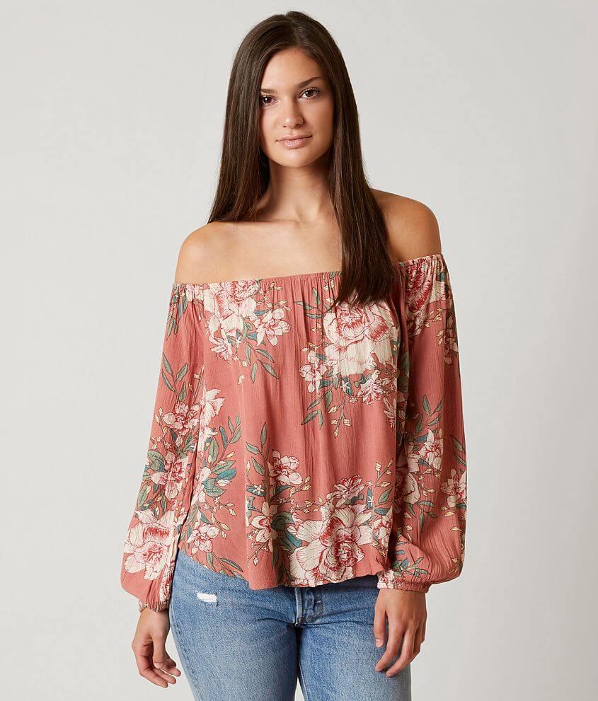 90376863bb964 Billabong Mi Amore Top - Women s Shirts Blouses in Ash Rose