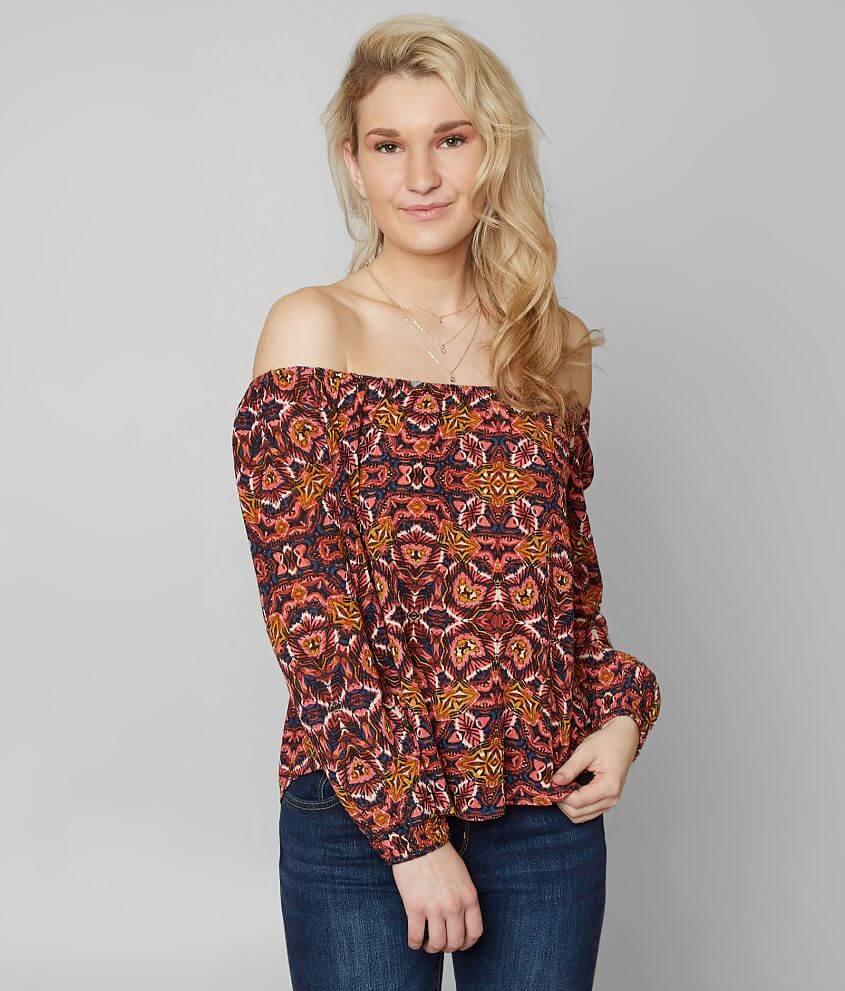 9a61de304e2f86 Billabong Mi Amore Top - Women s Shirts Blouses in Multi