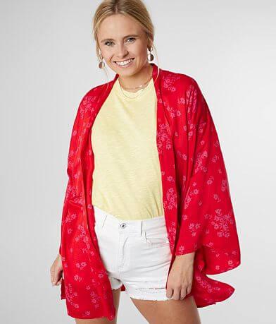 Billabong Kola Woven Kimono
