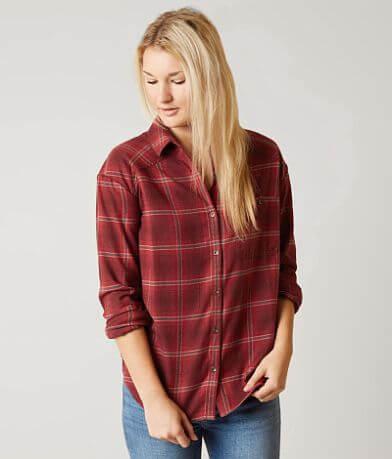 Billabong Wander Warrior Flannel Shirt