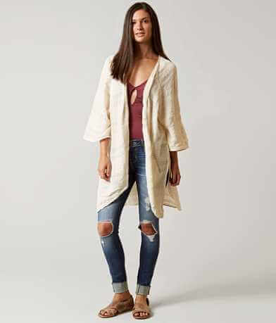 Billabong Only Light Cardigan Sweater