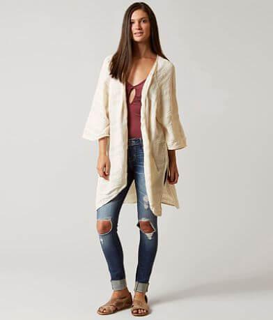 Billabong Only Light Cardigan Sweater