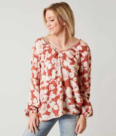 Billabong Winding Roads Top
