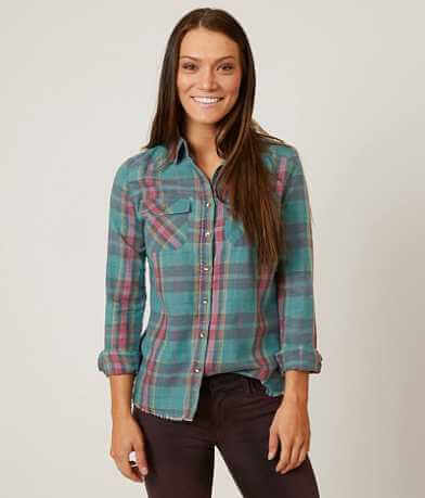 Billabong Flannel Frenzy Shirt