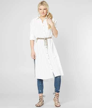 Billabong Beach Me Maxi Shirt
