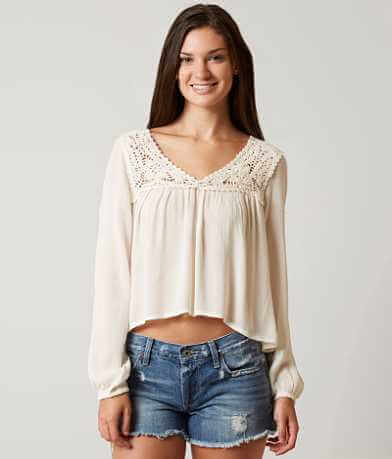 Billabong Lovers Lace Top