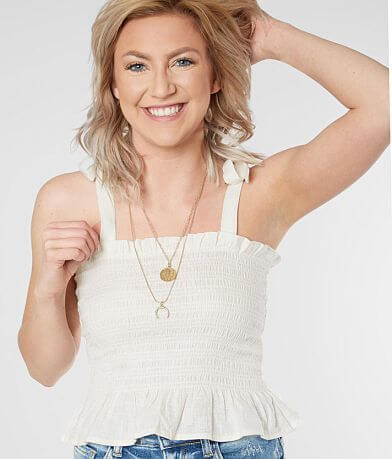 Billabong To The Point Tank Top