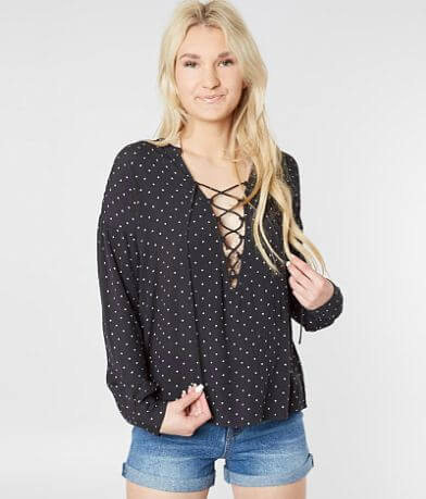 Billabong Finding Happiness Top