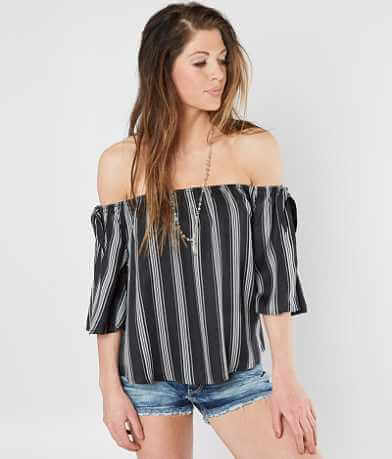 Billabong Desert Sol Striped Top