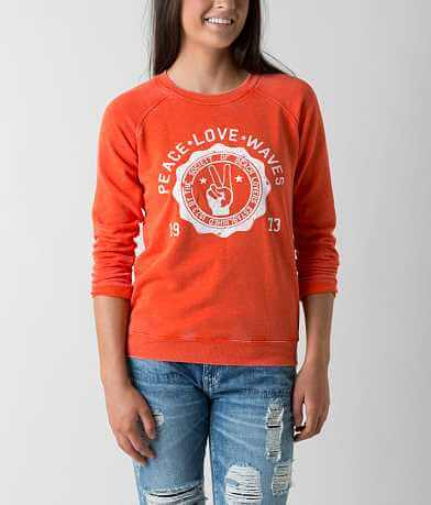 Billabong Peace Love Waves Sweatshirt