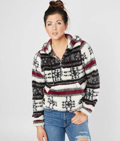 Billabong Cozy For Keeps Hooded Sweatshirt
