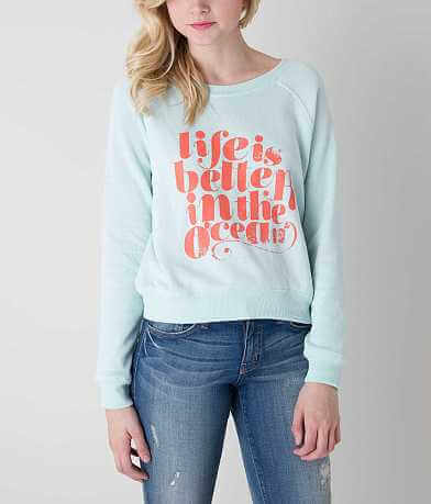 Billabong Life Is Better Sweatshirt