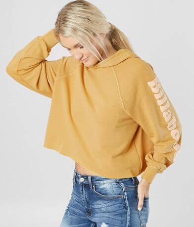 Billabong Shore Way Cropped Sweatshirt