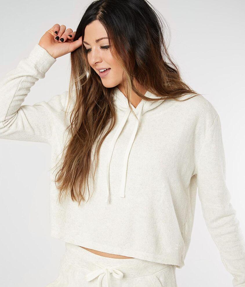 Story Women's In Sweatshirts Billabong Short Hooded Sweatshirt D2WHE9IY
