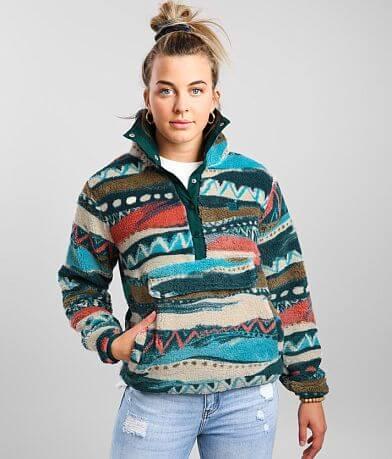 Billabong Switchback Fleece Pullover