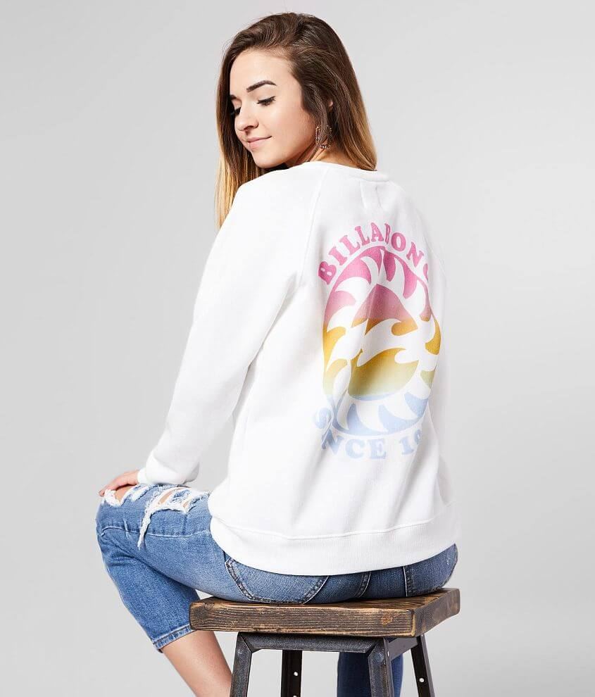Billabong Made In The Shade Pullover front view