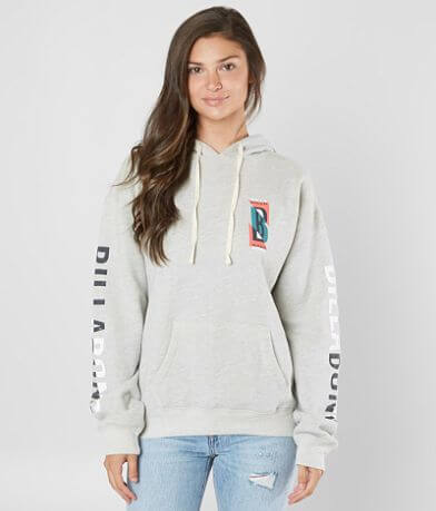 Billabong Retro Logo Hooded Sweatshirt