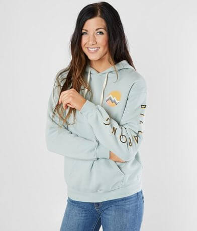 Billabong Vintage Scenic Hooded Sweatshirt