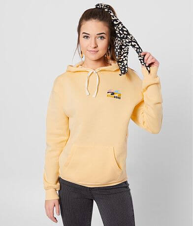 Billabong Beach Waves Hooded Sweatshirt