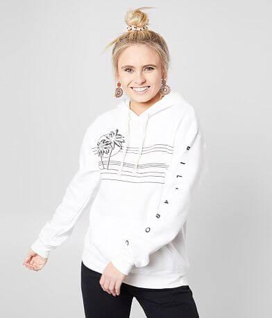 Billabong Best Of Times Palm Hooded Sweatshirt