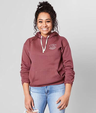 Billabong Wonder Round Mountain Hooded Sweatshirt