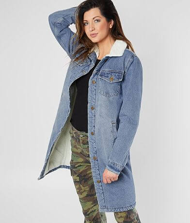Billabong Stand Tall Denim Jacket