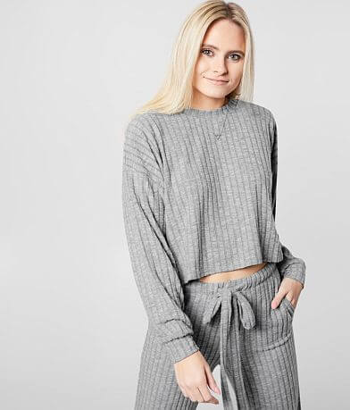Billabong Easy Way Brushed Knit Top