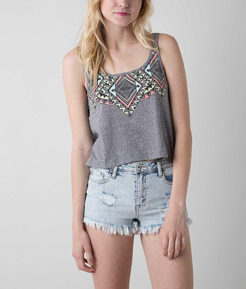Billabong Solo Show Tank Top front view