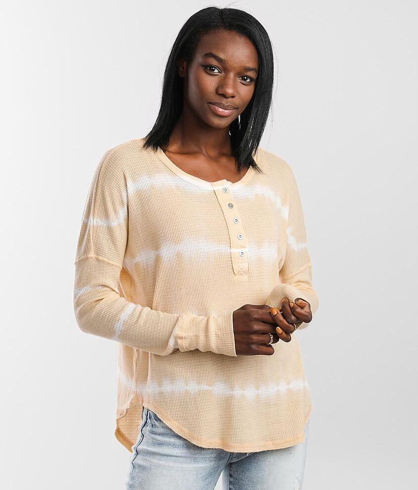Billabong Any Day Henley front view