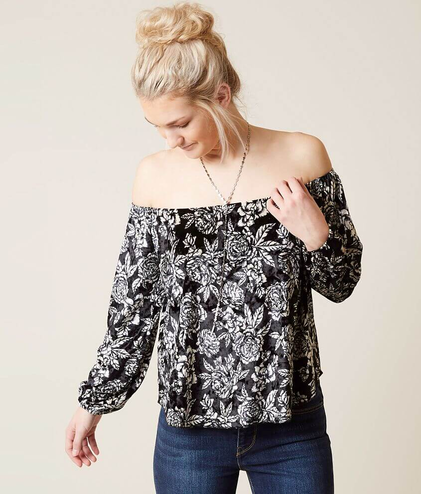 e670f1624f9a5 Billabong Mi Amore Top - Women s Shirts Blouses in Black