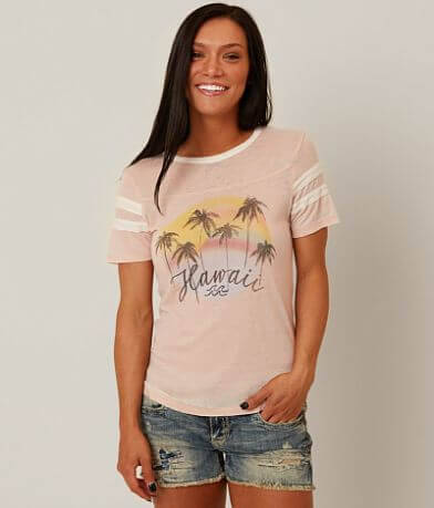 Billabong Hawaii Sunset Top