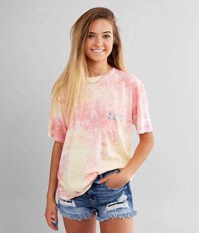 Billabong Beach Comber Tie Dye T-Shirt