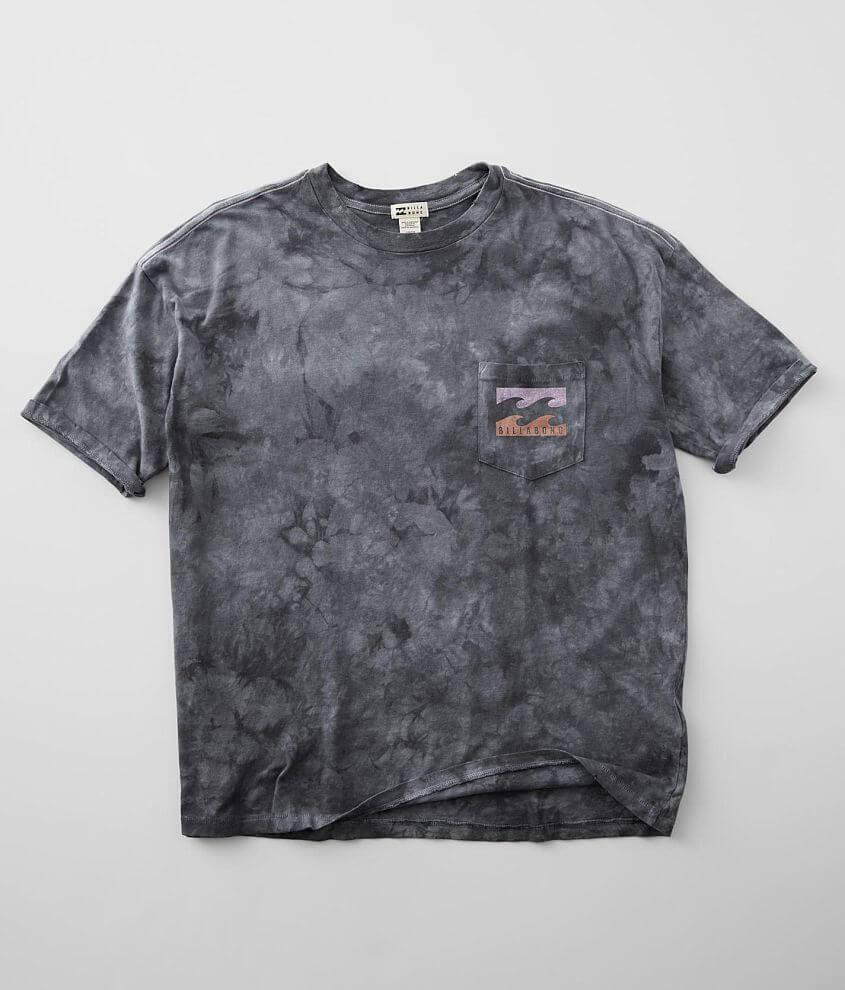 Billabong Rough Waves T-Shirt front view