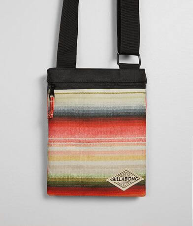 Billabong Good Vibes Serape Crossbody Purse