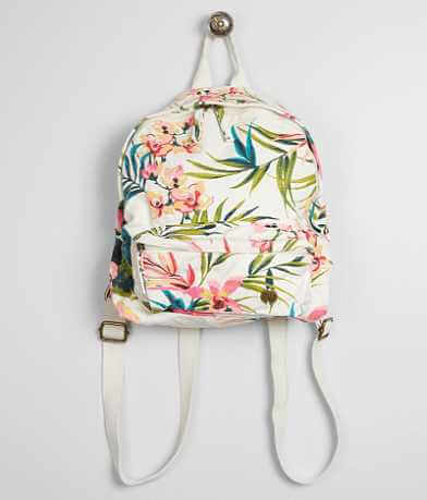 Billabong Floral Mini Backpack