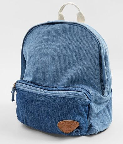 Billabong Mini Mama Denim Backpack