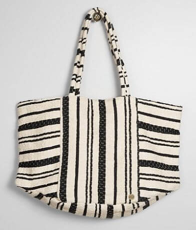 Billabong Saturdaze Striped Tote