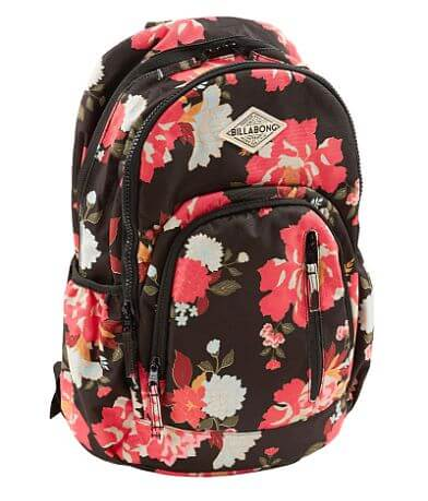 Billabong Roadie Floral Backback