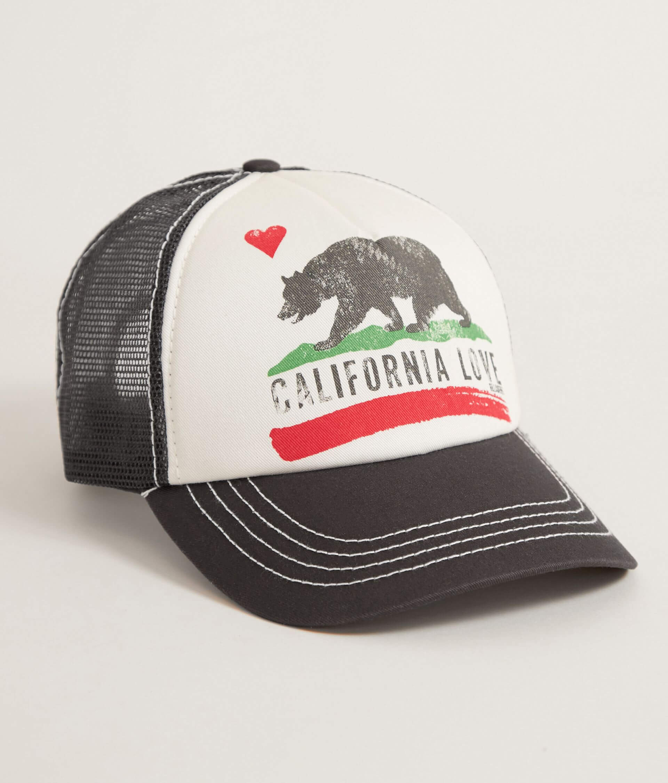 70e07e46a Billabong California Love Trucker Hat - Women's Hats in Charcoal ...