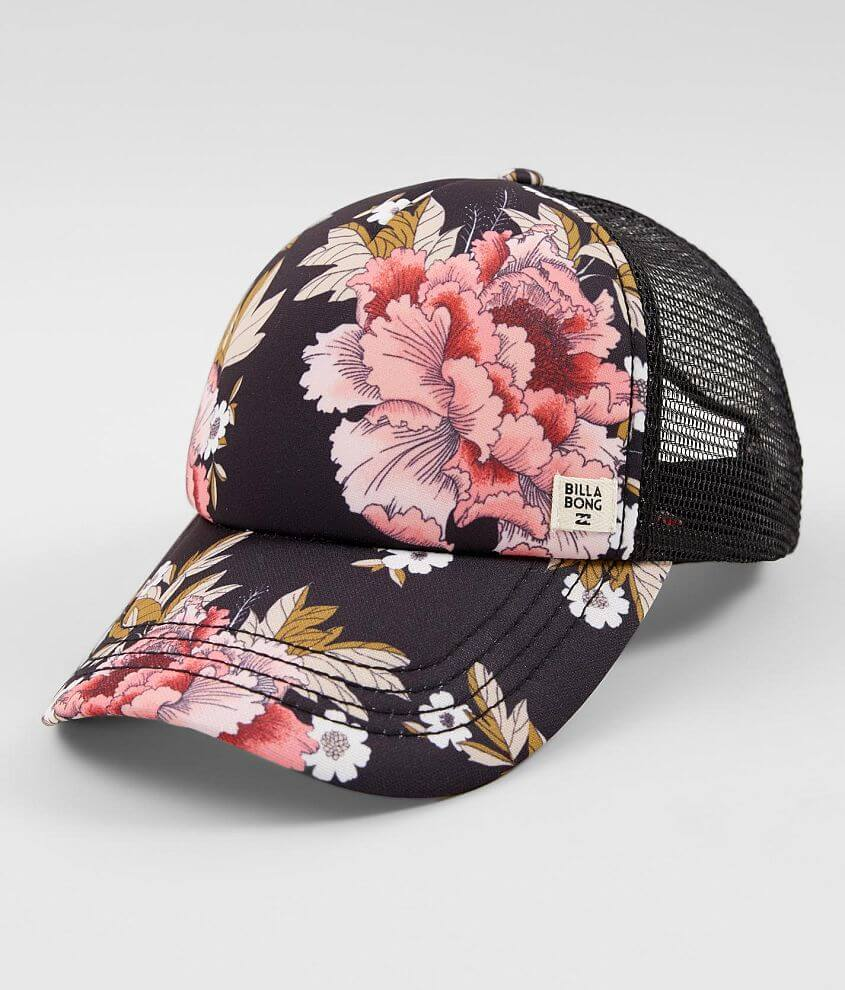 a0aa45a423661 Billabong Heritage Mashup Trucker Hat - Women s Hats in Rose Quartz ...