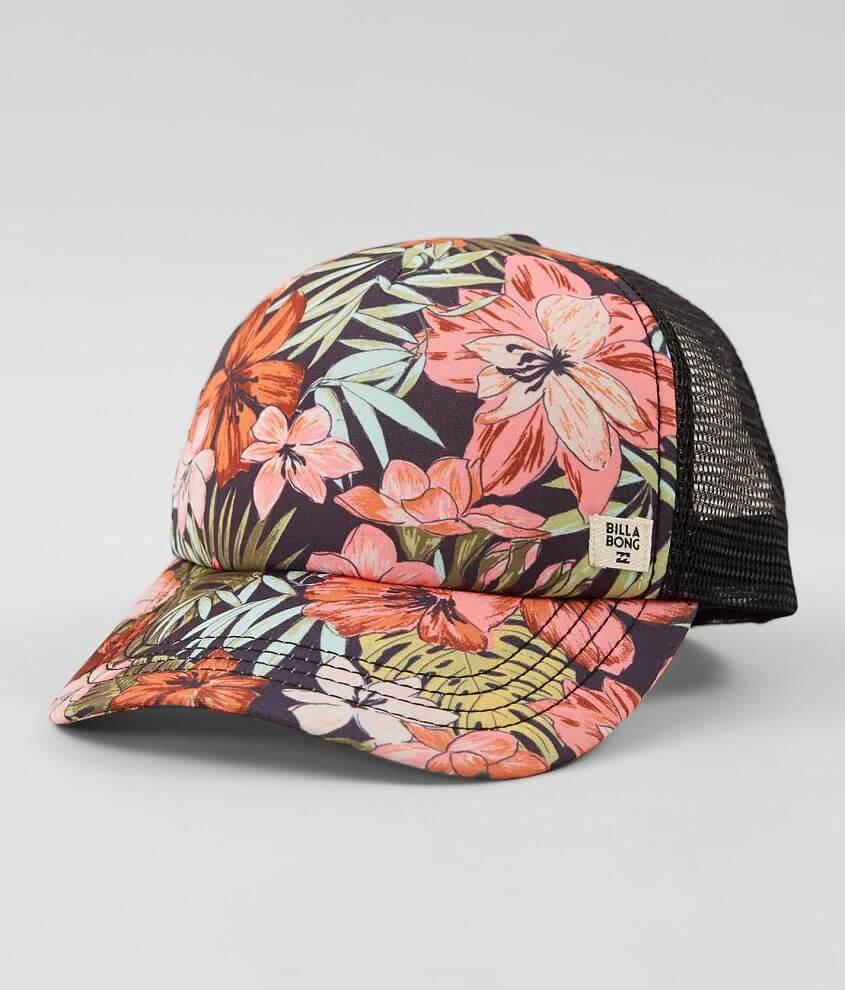 c3de5fc48198f Billabong Heritage Mashup Trucker Hat - Women s Hats in Flamingo ...