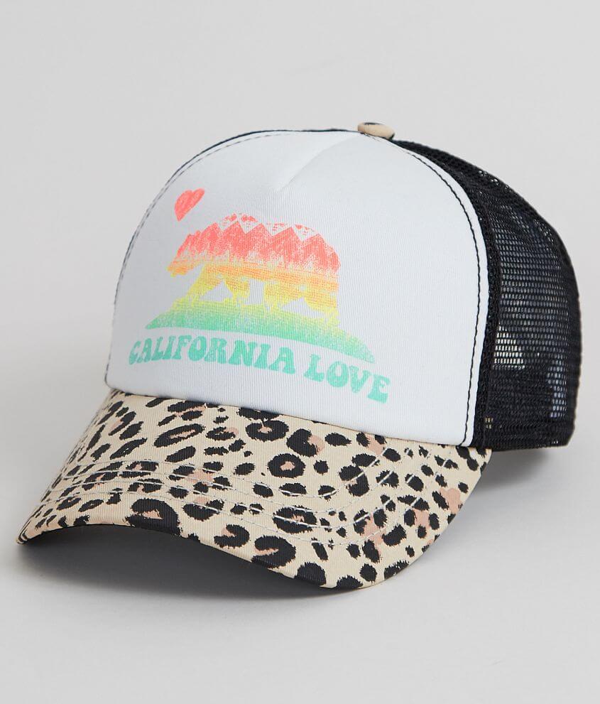 Billabong Cali Love Trucker Hat front view