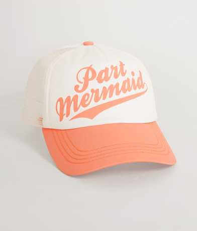 Billabong Part Mermaid Baseball Hat